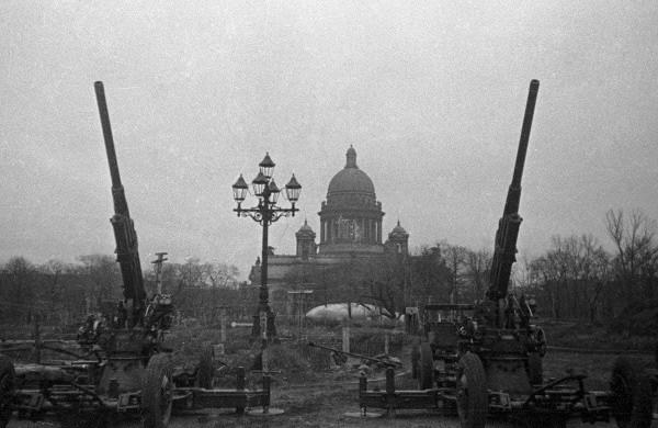 Ville de Leningrad
