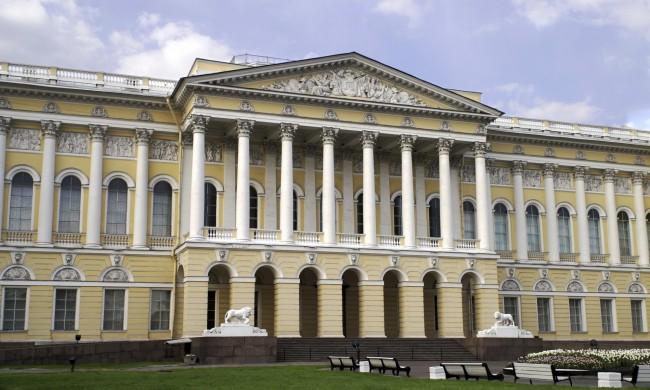 le musée russe de saint pétersbourg
