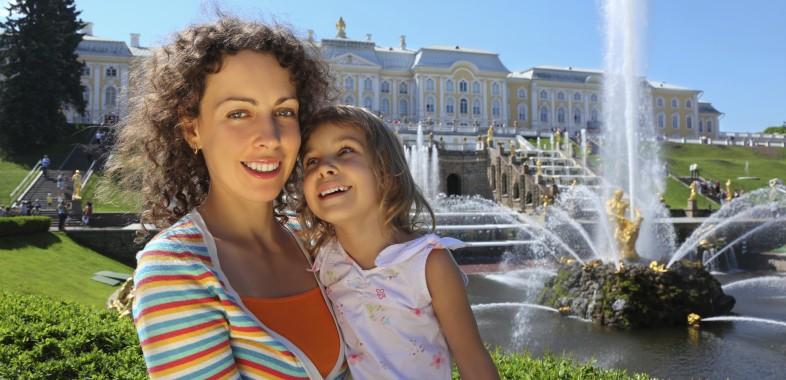voyage saint petersbourg en famille