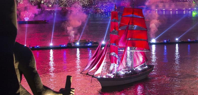 Festival des Voiles Rouges Alié Paroussa