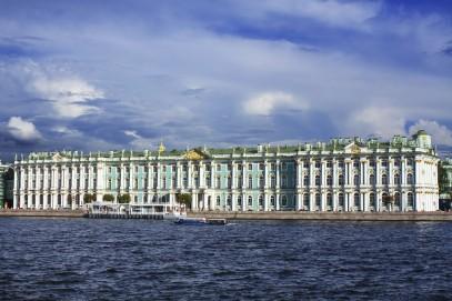 L'Ermitage avec un guide francophone