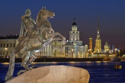 Le Cavalier de Bronze et son œuvre