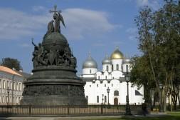 vue sur Véliki Novgorod