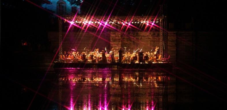 concert de musique à Gatchina