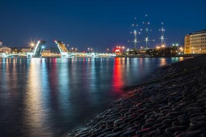 Excursion Nuits Blanches et Levée des ponts