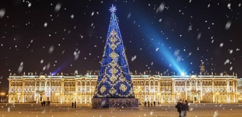Place du Palais en hiver