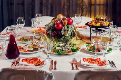 Saint-Sylvestre au restaurant russe «Sadko»